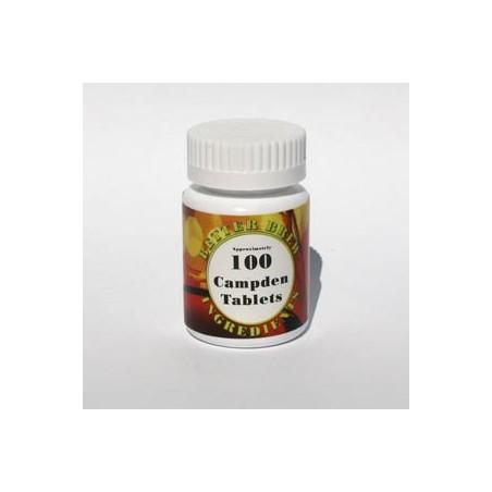 Campden tabletid, 100tk