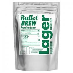 Bullet Brew Premium Lager,...