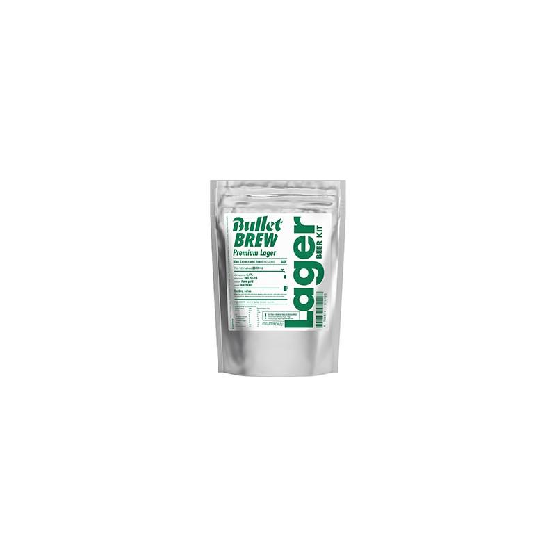 Bullet Brew Premium Lager, 1,8 kg