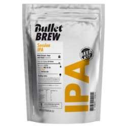 Bullet Brew Session IPA,...